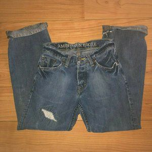 American Eagle Outfitters Womens Size 26 x 28 Dist